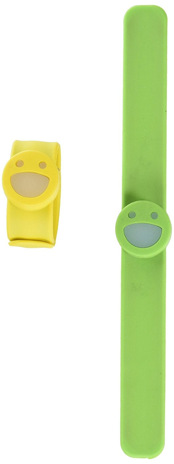 Mosquito Repellent Bracelet For Kids - Natural Citronella , Deet Free - 2 Pieces