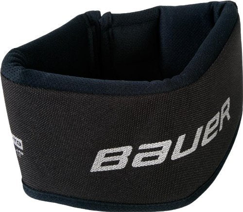 Bauer Senior NG NLP7 Core Neck Guard Collar, Black