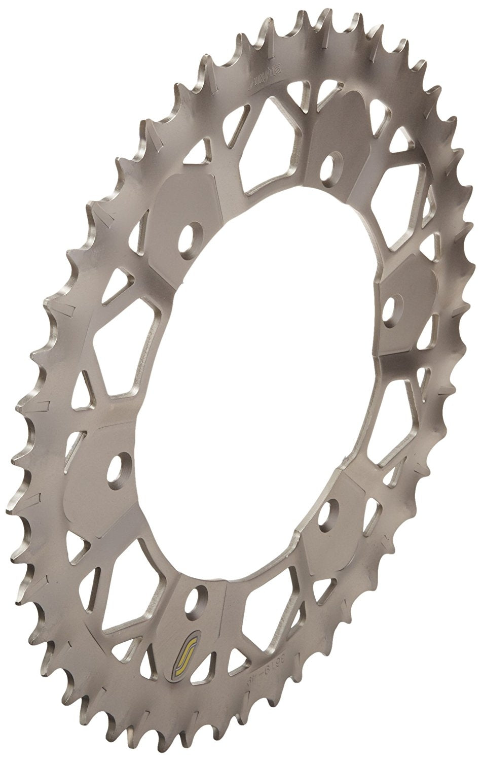 Sunstar 8-361949E E-Nickel Works Z Stainless Steel Sprocket