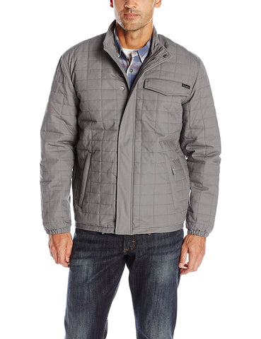 Wrangler Men's Chore Jacket, Slate, X-Large