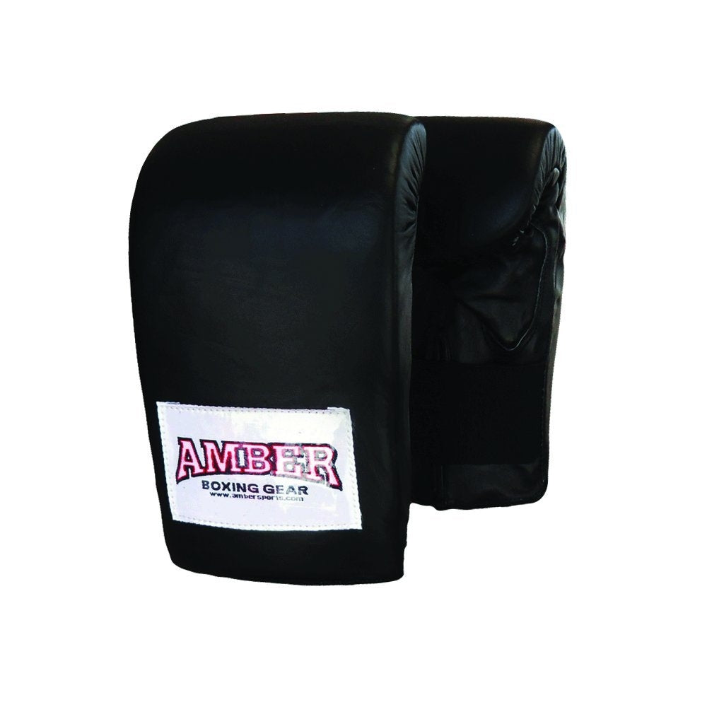 Amber Sporting Goods Deluxe Boxing Bag Gloves