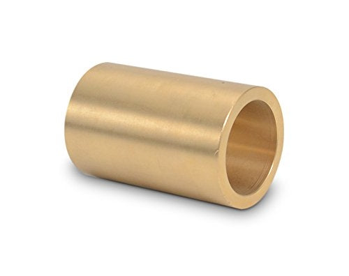 "Boston Gear Bear-N-Bronz M344024 Plain Cylindrical Sleeve Bearing, SAE 660 Cast Bronze, Inch, 2.125"" Bore, 2.5"" OD, 3"" Length"