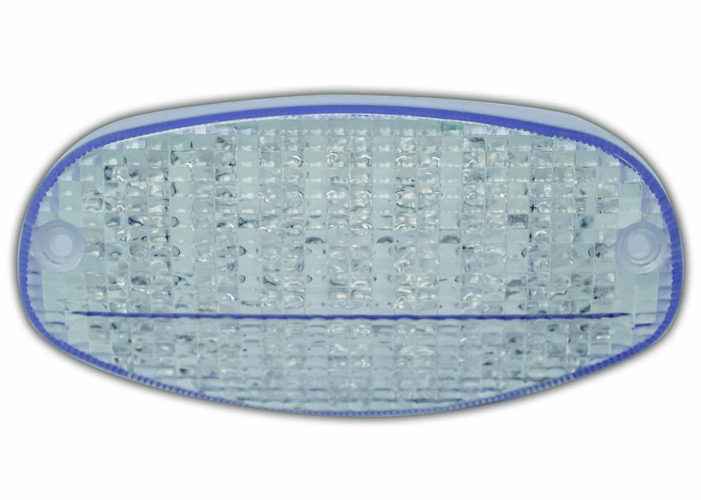Top Zone (TZY-042-INT) Clear Integrated Tail Light