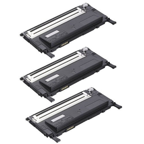 Amsahr TD-1230BK-3CT Dell Laser Printers 2130, 2133, 2135 Compatible Replacement Toner Cartridge, Black