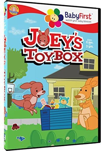 BabyFirst - New Words With Joey's Toybox