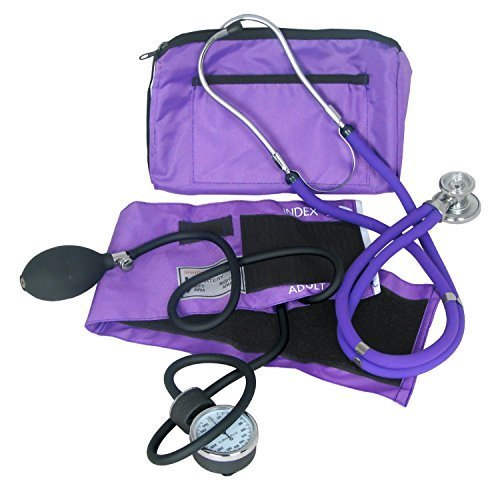 Dixie Ems Blood Pressure and Sprague Stethoscope Kit by Dixie Ems