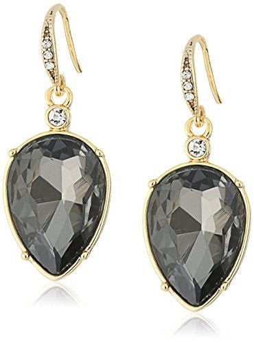 "ABS By Allen Schwartz ""Somewhere to Be"" Pear Drop Earrings"