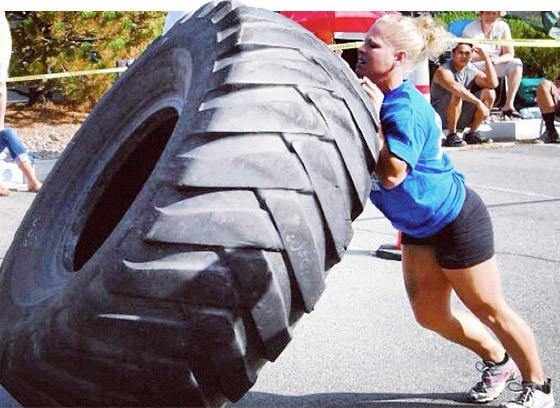 Rachel Pyron's Fitness Journey