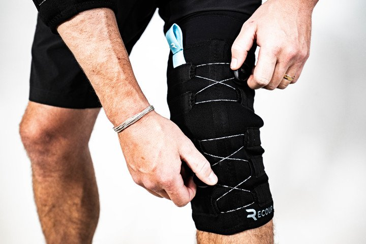 ACL ice cold compression sleeve