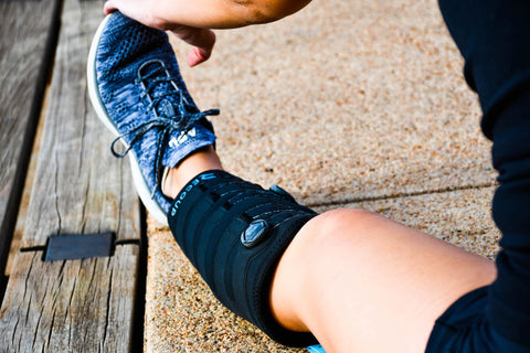 stretching for shin splints