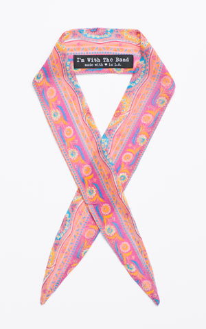 The Parsons Silk Scarf Tie