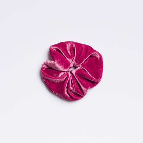 The Fonda Velvet Scrunchie