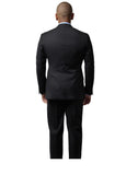Black Essential Custom Suit
