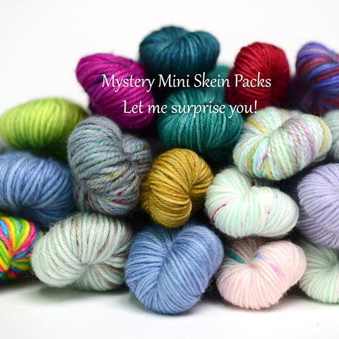 Surprise Me! Mystery Mini Skein Packs