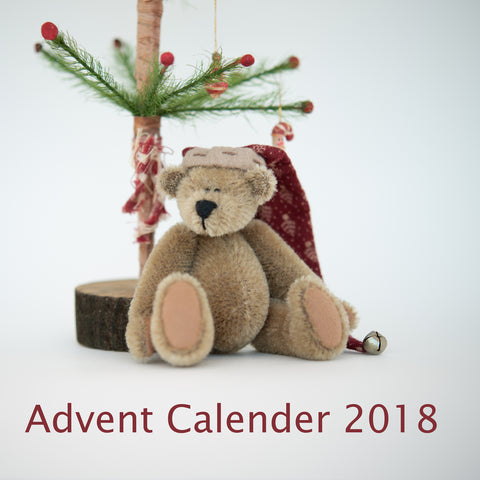 Spoil Me a LITTLE Advent Calender 2018 and Christmas Knit or Crochet-a-long