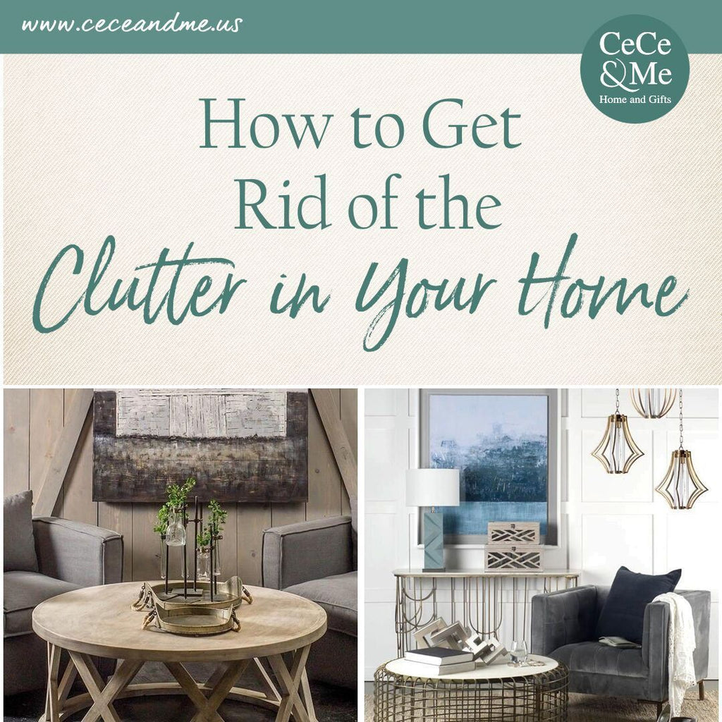 How to Get Rid of the Clutter in Your Home