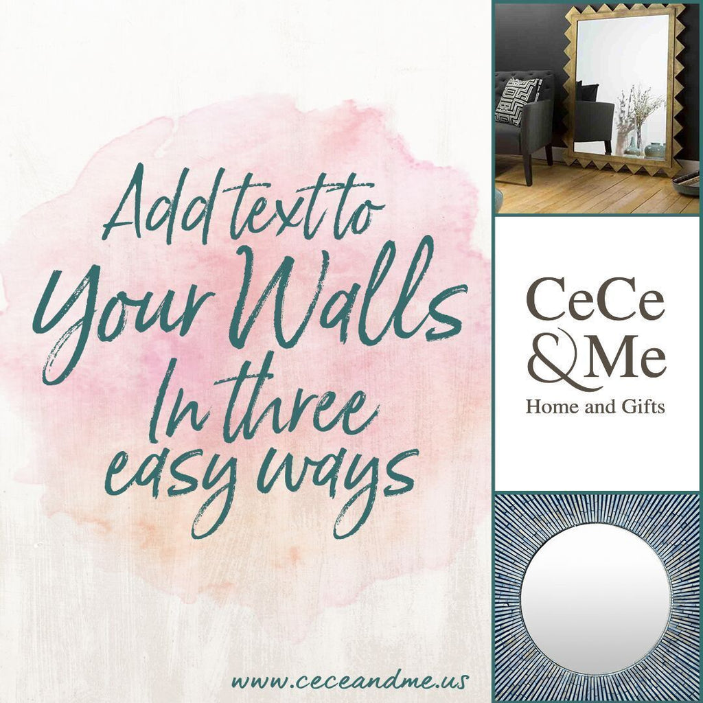 Add Texture to Your Walls in Three Easy Ways