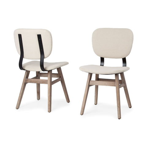 Haden Dining Chairs III (Set of 2) - Cece & Me - Home and Gifts