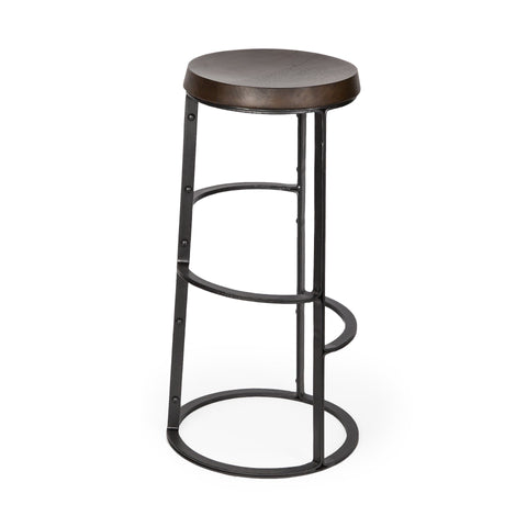 "Neo Bar Stool 30"" - Cece & Me - Home and Gifts"