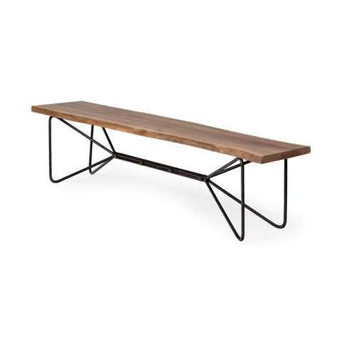 Image of Papillion Bench - Cece & Me - Home and Gifts