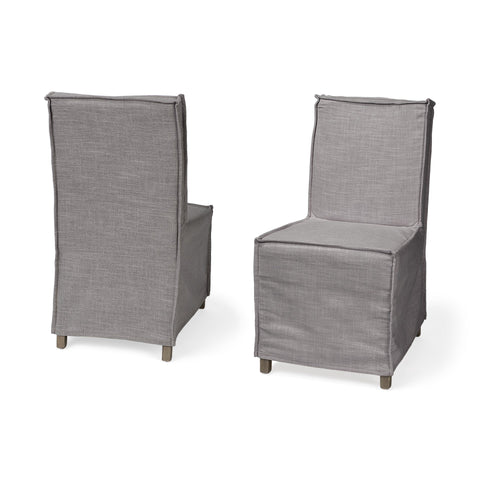 Elbrus Dining Chair II (Set of 2) - Cece & Me - Home and Gifts