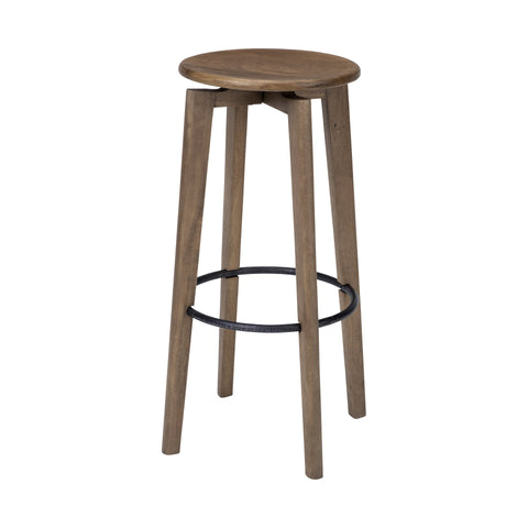 "Modello Bar Stool 25"" - Cece & Me - Home and Gifts"