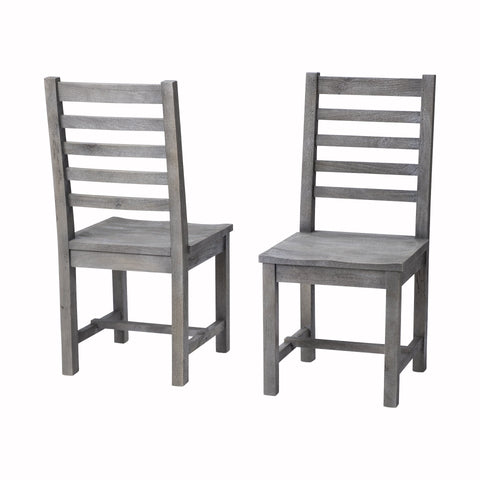 Sentado Dining Chair I (Set of 2) - Cece & Me - Home and Gifts