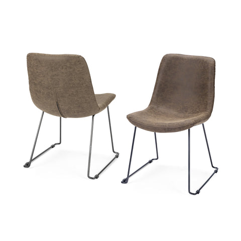 Finn Dining Chair II (Set of 2) - Cece & Me - Home and Gifts