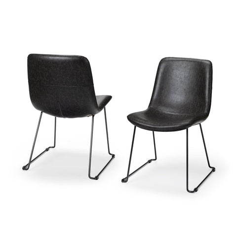 Image of Finn I Dining Chair (Set of 2) - Cece & Me - Home and Gifts