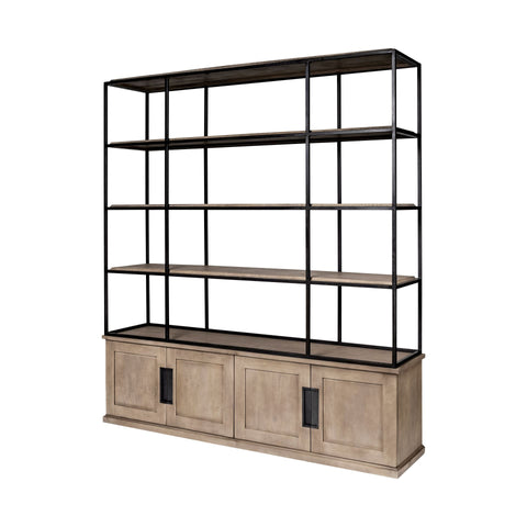 Braxton Shelving Unit - Cece & Me - Home and Gifts