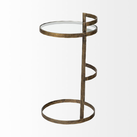 Reimer Side Table - Cece & Me - Home and Gifts