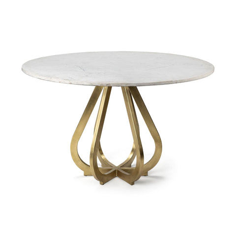 Laurent Dining Table II - Cece & Me - Home and Gifts