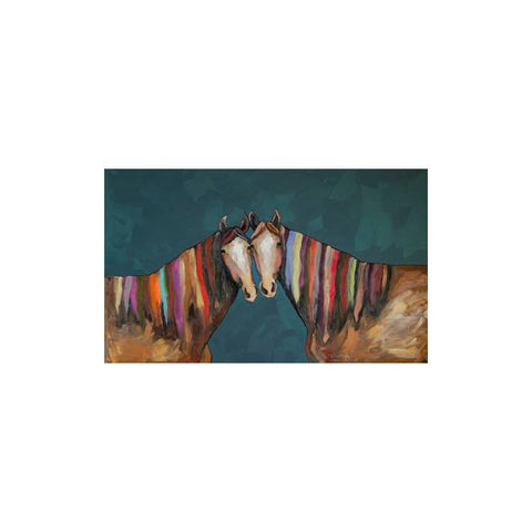 Manes of Color ~ Giclee Canvas - Cece & Me - Home and Gifts