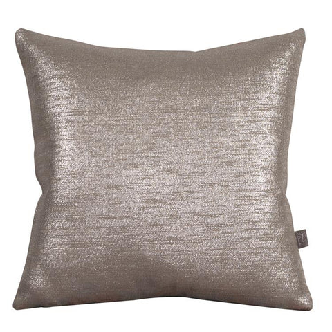 Glam Pillow ~ Pewter