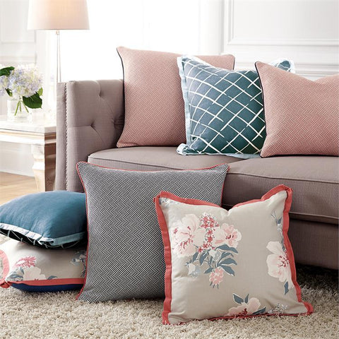 Pillow Beach Club ~ Rhubarb - Cece & Me - Home and Gifts