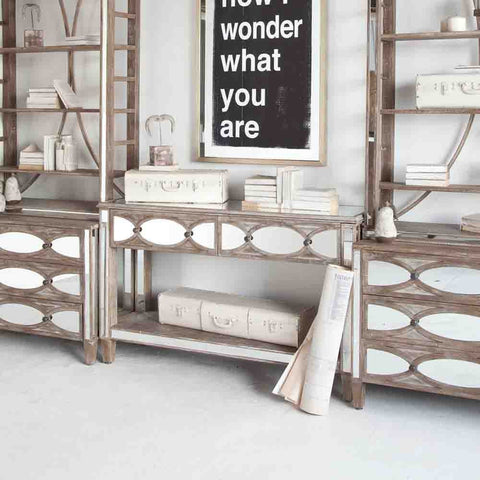 Image of Tortise Console Table - Cece & Me - Home and Gifts