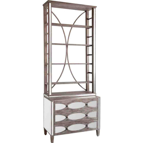 Fabella Shelf and Storage Unit - Cece & Me - Home and Gifts
