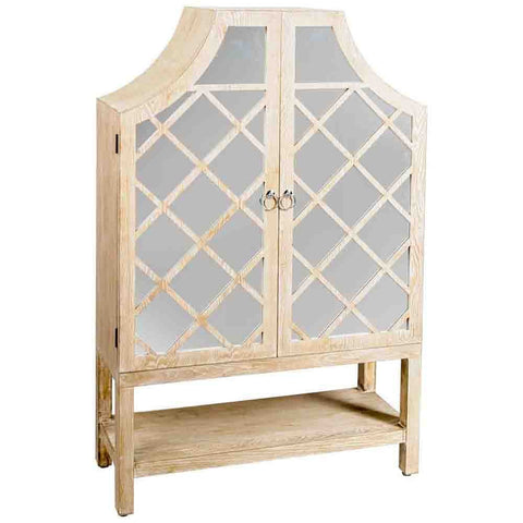 Belgate Cabinet ~ White - Cece & Me - Home and Gifts