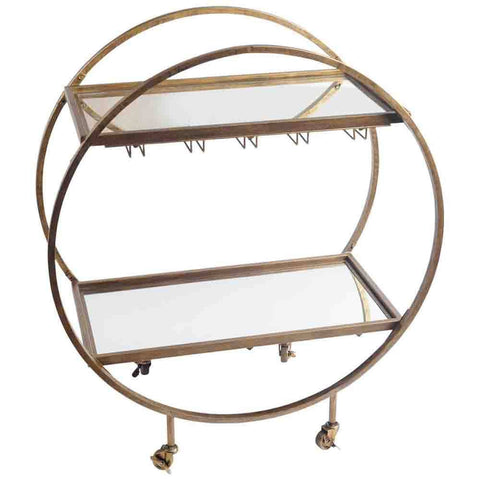 Image of Carola Serving Cart - Cece & Me - Home and Gifts