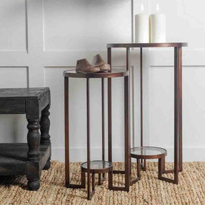 Renshaw Accent Tables (Set of 2) - Cece & Me - Home and Gifts