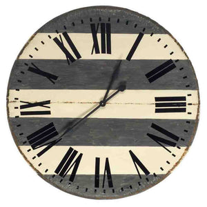 Belton Clock Oversized Clock - Cece & Me - Home and Gifts