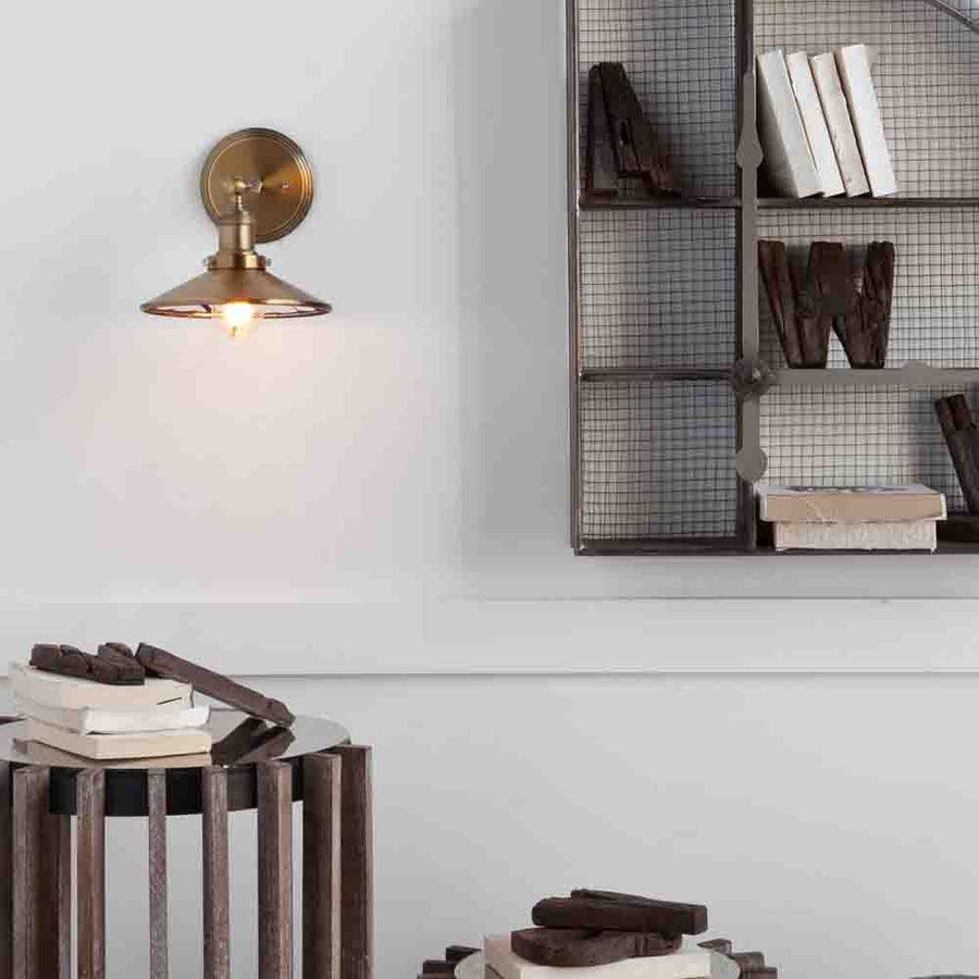 Ludebekia Wall Lamp - Cece & Me - Home and Gifts