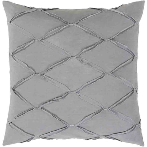 Image of Aiken Bedding ~ Gray/Metallic/Silver - Cece & Me - Home and Gifts