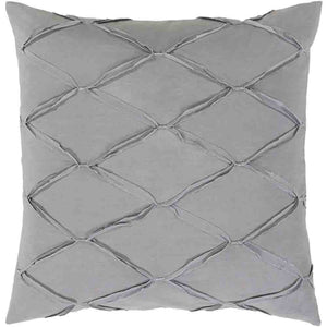 Aiken Bedding ~ Gray/Metallic/Silver - Cece & Me - Home and Gifts