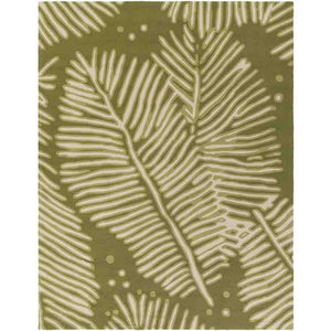 Artisan Outdoor Rug ~  Olive & Cream - Cece & Me - Home and Gifts