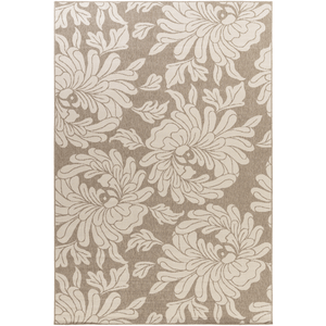 Abbatt Outdoor Rug ~ Camel & Cream - Cece & Me - Home and Gifts