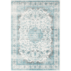 Aberdine Rug ~ Aqua - Cece & Me - Home and Gifts