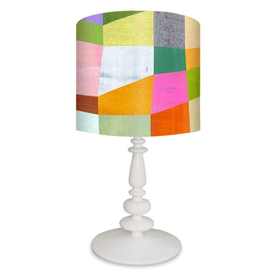 Abstract Block Lamp - Cece & Me - Home and Gifts