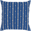 Accretion Pillow ~ Dark Blue - Cece & Me - Home and Gifts