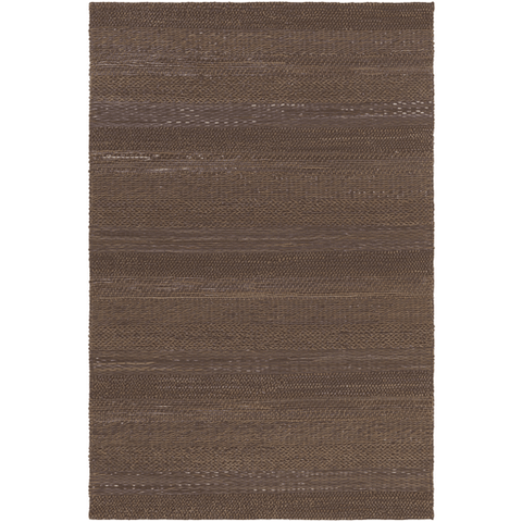 Image of Aija Rug ~ Dark Brown - Cece & Me - Home and Gifts